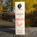 hoitoaine ja kasvovesi tiivisteenä - Luanas Organic Products