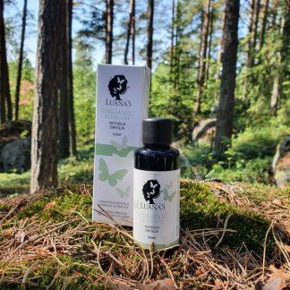 Organic herb oil yrttiöljy Luanas Organic