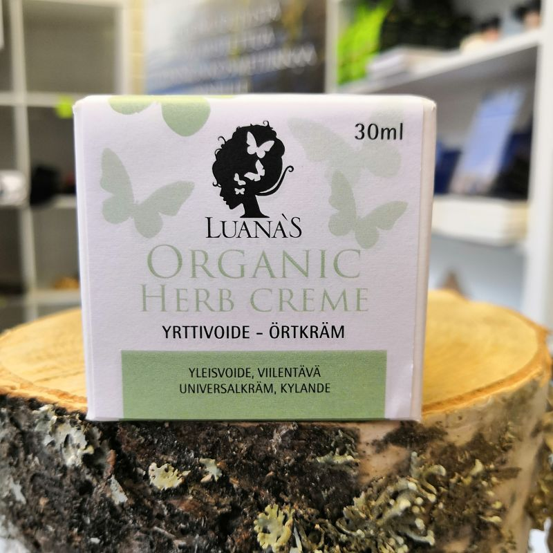 Luanas Organic yrttivoide yleisvoide