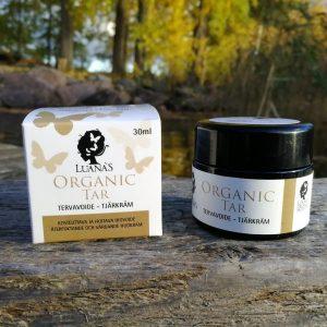 Tervavoide, kosteuttava ja hoitava ihovoide - Luanas Organic Products