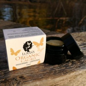 Kaakao huulirasva - Luanas Organic Products
