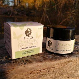 Jalkavoide jalkojesi hyvinvointiin - Luanas Organic Products