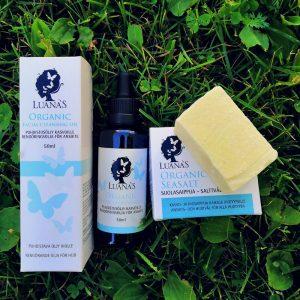 ihonpuhdistuspaketti - Luanas Organic