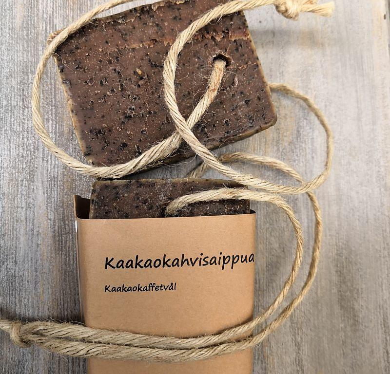 kasisaippua narulla keittioon Luanas Organic