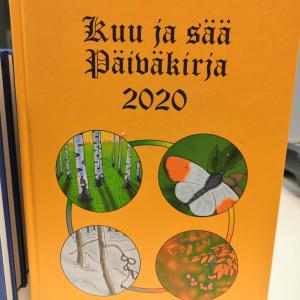 kalenteri 2020 Luanas Organic