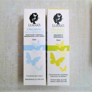 pakettitarjous Luanas Organic