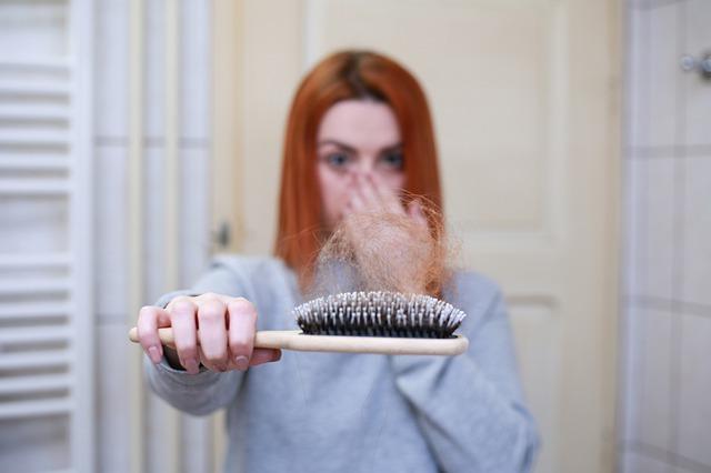 Luanas Organic hiukset lähtevät