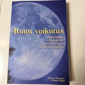 Kirjallisuus kuun vaikutus etukansi