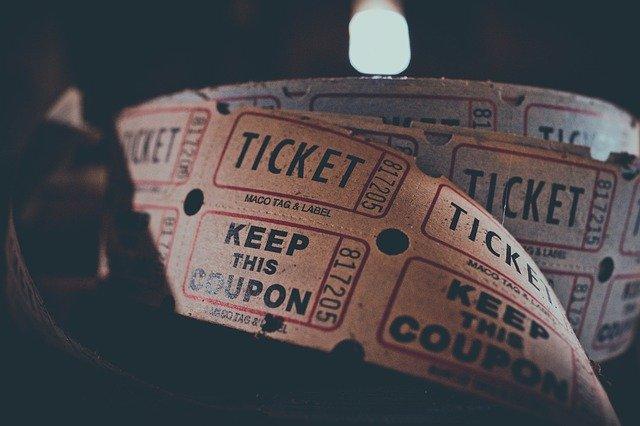 elokuva movie tickets