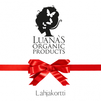 Lahjakortti Luanas Organic Products
