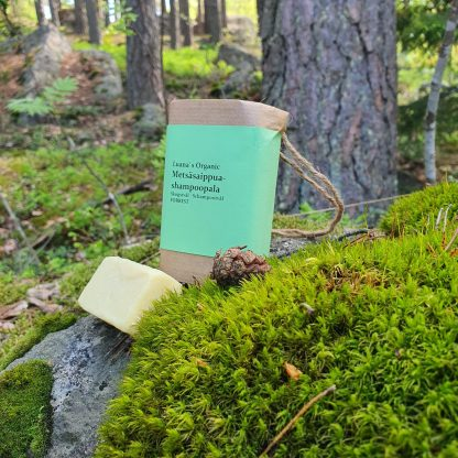 metsasaippua suomalainen saippua